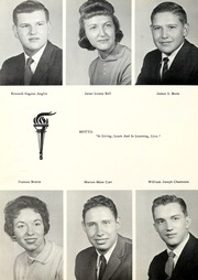 Page 10, 1962 Edition, New Market High School - Flyer Yearbook (New Market, IN) online yearbook collection