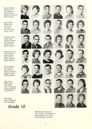 Page 17, 1962 Edition, New Market High School - Flyer Yearbook (New Market, IN) online yearbook collection