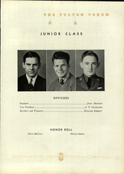 Page 45, 1936 Edition, Fulton High School - Forum Yearbook (Atlanta, GA) online yearbook collection