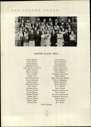 Page 46, 1936 Edition, Fulton High School - Forum Yearbook (Atlanta, GA) online yearbook collection