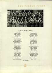 Page 47, 1936 Edition, Fulton High School - Forum Yearbook (Atlanta, GA) online yearbook collection