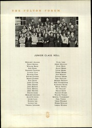 Page 48, 1936 Edition, Fulton High School - Forum Yearbook (Atlanta, GA) online yearbook collection