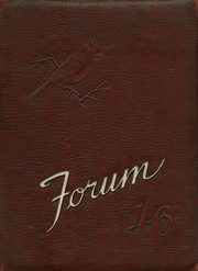 Fulton High School - Forum Yearbook (Atlanta, GA) online yearbook collection, 1946 Edition, Page 1