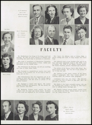 Page 19, 1948 Edition, Fulton High School - Forum Yearbook (Atlanta, GA) online yearbook collection