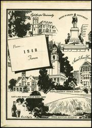 Page 2, 1948 Edition, Fulton High School - Forum Yearbook (Atlanta, GA) online yearbook collection