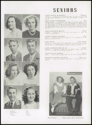 Page 25, 1948 Edition, Fulton High School - Forum Yearbook (Atlanta, GA) online yearbook collection