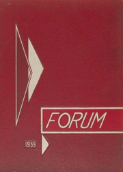 Page 1, 1959 Edition, Fulton High School - Forum Yearbook (Atlanta, GA) online yearbook collection