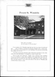 Page 15, 1930 Edition, St Wendelin High School - Foslin Yearbook (Fostoria, OH) online yearbook collection