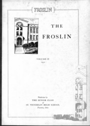 Page 2, 1930 Edition, St Wendelin High School - Foslin Yearbook (Fostoria, OH) online yearbook collection