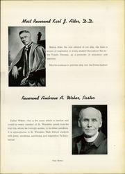 Page 15, 1939 Edition, St Wendelin High School - Foslin Yearbook (Fostoria, OH) online yearbook collection