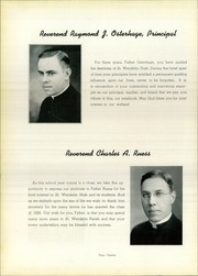 Page 16, 1939 Edition, St Wendelin High School - Foslin Yearbook (Fostoria, OH) online yearbook collection