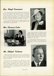 Page 17, 1939 Edition, St Wendelin High School - Foslin Yearbook (Fostoria, OH) online yearbook collection
