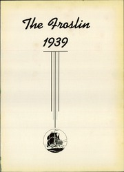 Page 5, 1939 Edition, St Wendelin High School - Foslin Yearbook (Fostoria, OH) online yearbook collection