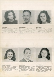 Page 12, 1948 Edition, St Wendelin High School - Foslin Yearbook (Fostoria, OH) online yearbook collection