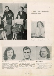 Page 13, 1948 Edition, St Wendelin High School - Foslin Yearbook (Fostoria, OH) online yearbook collection