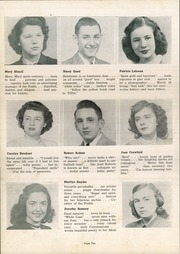 Page 14, 1948 Edition, St Wendelin High School - Foslin Yearbook (Fostoria, OH) online yearbook collection