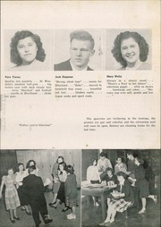 Page 15, 1948 Edition, St Wendelin High School - Foslin Yearbook (Fostoria, OH) online yearbook collection