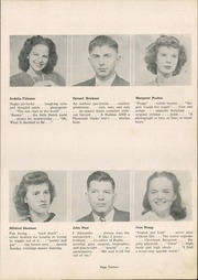 Page 17, 1948 Edition, St Wendelin High School - Foslin Yearbook (Fostoria, OH) online yearbook collection