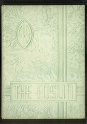 Page 1, 1949 Edition, St Wendelin High School - Foslin Yearbook (Fostoria, OH) online yearbook collection