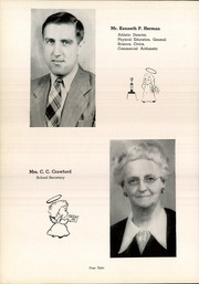 Page 12, 1949 Edition, St Wendelin High School - Foslin Yearbook (Fostoria, OH) online yearbook collection