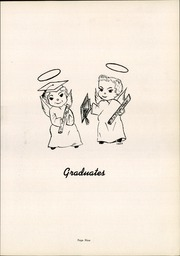 Page 13, 1949 Edition, St Wendelin High School - Foslin Yearbook (Fostoria, OH) online yearbook collection