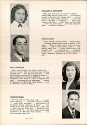 Page 16, 1949 Edition, St Wendelin High School - Foslin Yearbook (Fostoria, OH) online yearbook collection