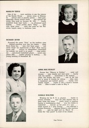 Page 17, 1949 Edition, St Wendelin High School - Foslin Yearbook (Fostoria, OH) online yearbook collection