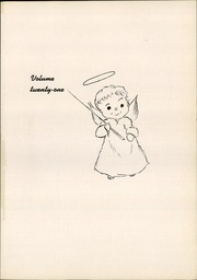 Page 5, 1949 Edition, St Wendelin High School - Foslin Yearbook (Fostoria, OH) online yearbook collection