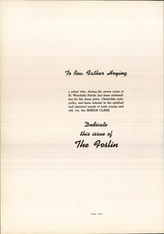 Page 6, 1949 Edition, St Wendelin High School - Foslin Yearbook (Fostoria, OH) online yearbook collection