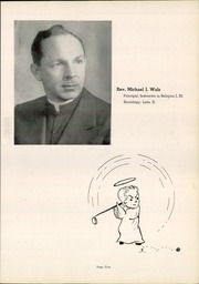 Page 9, 1949 Edition, St Wendelin High School - Foslin Yearbook (Fostoria, OH) online yearbook collection