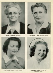 Page 11, 1951 Edition, St Wendelin High School - Foslin Yearbook (Fostoria, OH) online yearbook collection