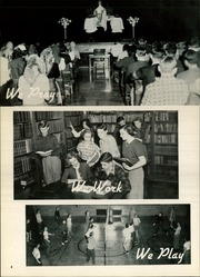 Page 12, 1951 Edition, St Wendelin High School - Foslin Yearbook (Fostoria, OH) online yearbook collection
