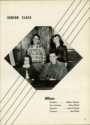 Page 13, 1951 Edition, St Wendelin High School - Foslin Yearbook (Fostoria, OH) online yearbook collection