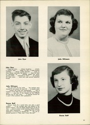 Page 15, 1951 Edition, St Wendelin High School - Foslin Yearbook (Fostoria, OH) online yearbook collection