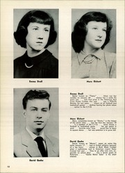 Page 16, 1951 Edition, St Wendelin High School - Foslin Yearbook (Fostoria, OH) online yearbook collection