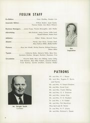 Page 10, 1953 Edition, St Wendelin High School - Foslin Yearbook (Fostoria, OH) online yearbook collection