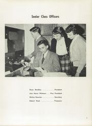 Page 11, 1953 Edition, St Wendelin High School - Foslin Yearbook (Fostoria, OH) online yearbook collection