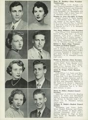 Page 12, 1953 Edition, St Wendelin High School - Foslin Yearbook (Fostoria, OH) online yearbook collection