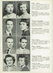 Page 14, 1953 Edition, St Wendelin High School - Foslin Yearbook (Fostoria, OH) online yearbook collection