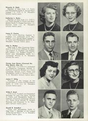 Page 15, 1953 Edition, St Wendelin High School - Foslin Yearbook (Fostoria, OH) online yearbook collection