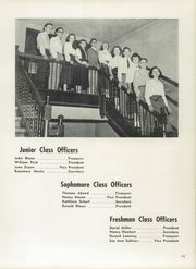 Page 17, 1953 Edition, St Wendelin High School - Foslin Yearbook (Fostoria, OH) online yearbook collection
