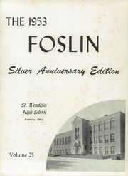 Page 5, 1953 Edition, St Wendelin High School - Foslin Yearbook (Fostoria, OH) online yearbook collection