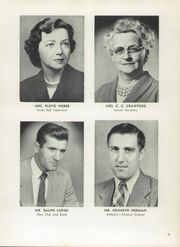 Page 9, 1953 Edition, St Wendelin High School - Foslin Yearbook (Fostoria, OH) online yearbook collection