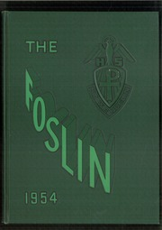 Page 1, 1954 Edition, St Wendelin High School - Foslin Yearbook (Fostoria, OH) online yearbook collection