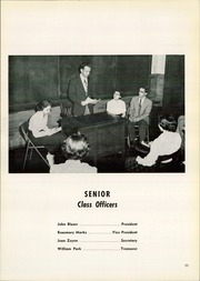 Page 15, 1954 Edition, St Wendelin High School - Foslin Yearbook (Fostoria, OH) online yearbook collection