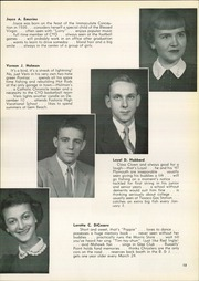 Page 17, 1954 Edition, St Wendelin High School - Foslin Yearbook (Fostoria, OH) online yearbook collection