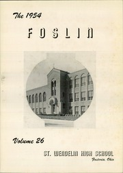 Page 5, 1954 Edition, St Wendelin High School - Foslin Yearbook (Fostoria, OH) online yearbook collection