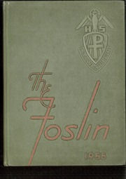 1955 Edition, St Wendelin High School - Foslin Yearbook (Fostoria, OH)