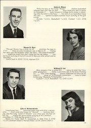 Page 15, 1956 Edition, St Wendelin High School - Foslin Yearbook (Fostoria, OH) online yearbook collection
