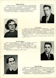 Page 16, 1956 Edition, St Wendelin High School - Foslin Yearbook (Fostoria, OH) online yearbook collection